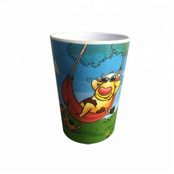Diahwasher Safe Eco-Friendly Using Melamine Drking Cup Tea Cup