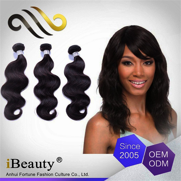 Reliable supplier 100% real human hair good body wave weave,glam angels brazilian body wave,goddess body wave