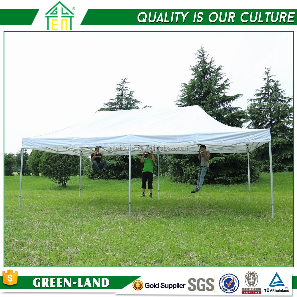 Best easy pop up Aluminium large tent on sell