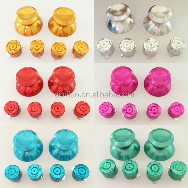 D-pad Full Set Buttons For PS4 Controller, Replacement parts For XBOX One