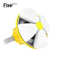 Eson Style Portable wireless speaker ,newest design flower shape, with LED RGB light,waterproof