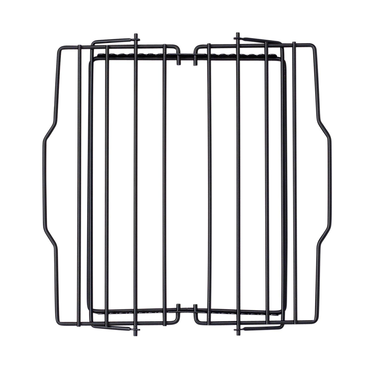 HIC Harold Import Co. 43183 Adjustable Wire Roasting Rack, Nonstick