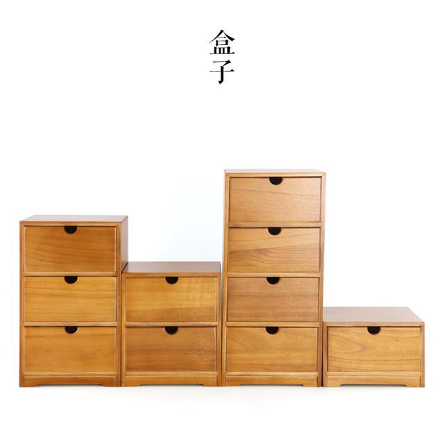 acheter l 39 art populaire japonaise bois bo te de rangement en bois tiroir de. Black Bedroom Furniture Sets. Home Design Ideas