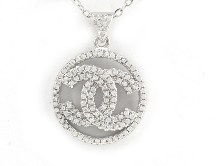 Fashion jewelry lock engraving sterling silver <strong>pendants</strong>