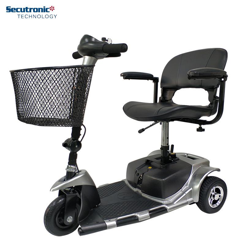 Elektro-scooter Beste Reise Leichte Faltbare Mobilität Roller