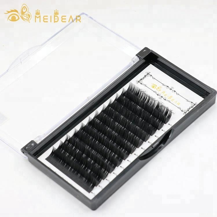 Whole Sale Lashes Extension Supplies Custom Eyelash Packaging Box 0 07  0 10mm Eyelash Extension - Buy Whole Sale Lashes,0 07 0 10mm Eyelash