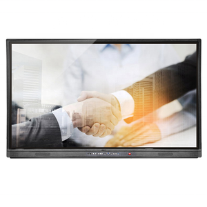 65 inch led lcd interactive smart board touch screen panel tv for school