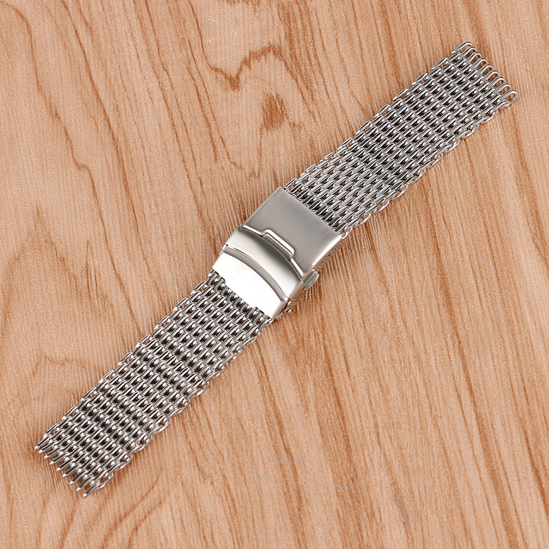 9611b15d22c Eplacement Watchband 18 20 22mm Watchband Luxury Cool Watches Mesh ...