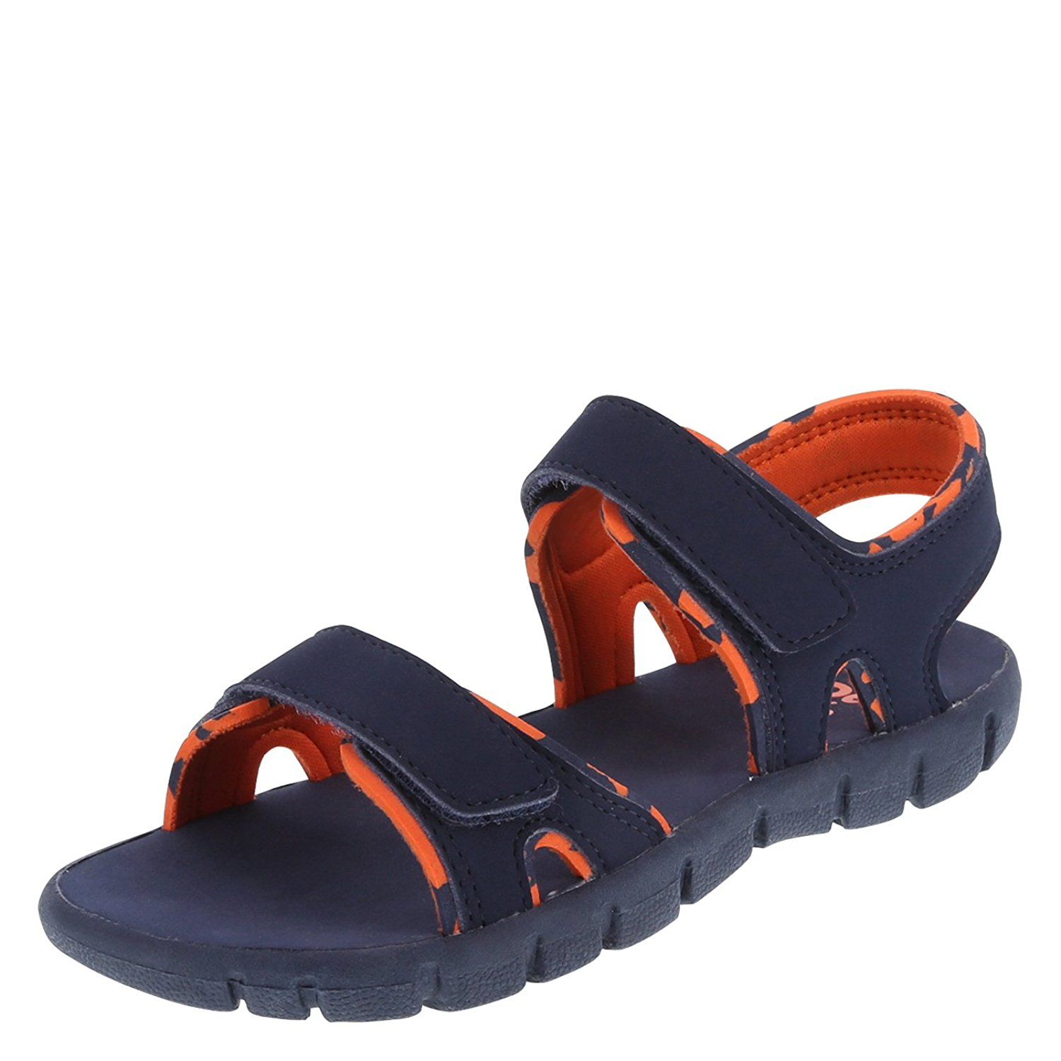 ecb135d52 Get Quotations · Zoe and Zac Boys' Navy Boys' Parker Sport Sandal 6 Regular