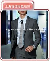100% wool fabric mens suit and mens suits