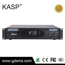 High standard 4000 watt power amplifier sound power amplifier 3 u white front panel ca20 high power professinal