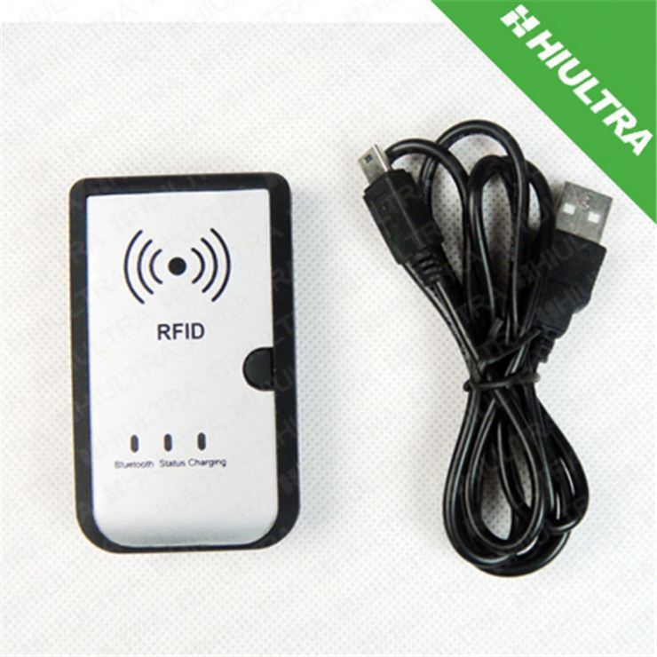 13.56Mhz handheld mobile proximity card reader