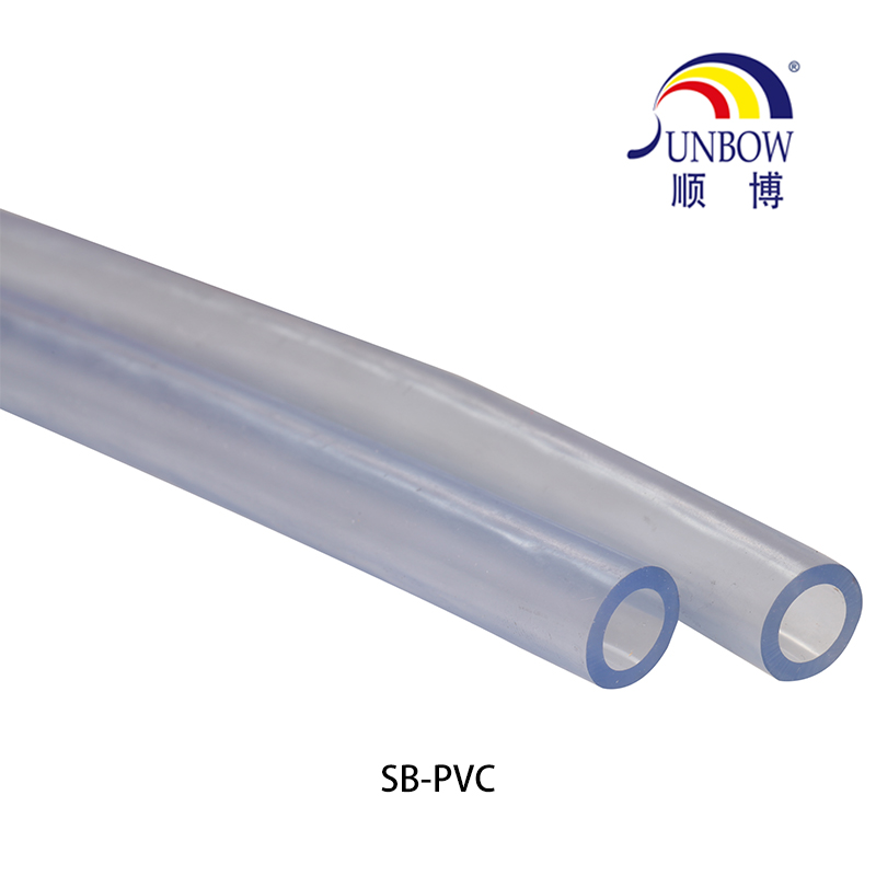 Plastic PVC Insulation Tube