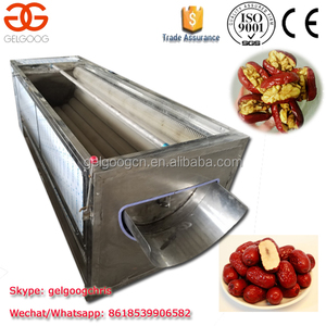 SUS304 sand steel date washing machine/Soft brush date washing machine/date washing machine