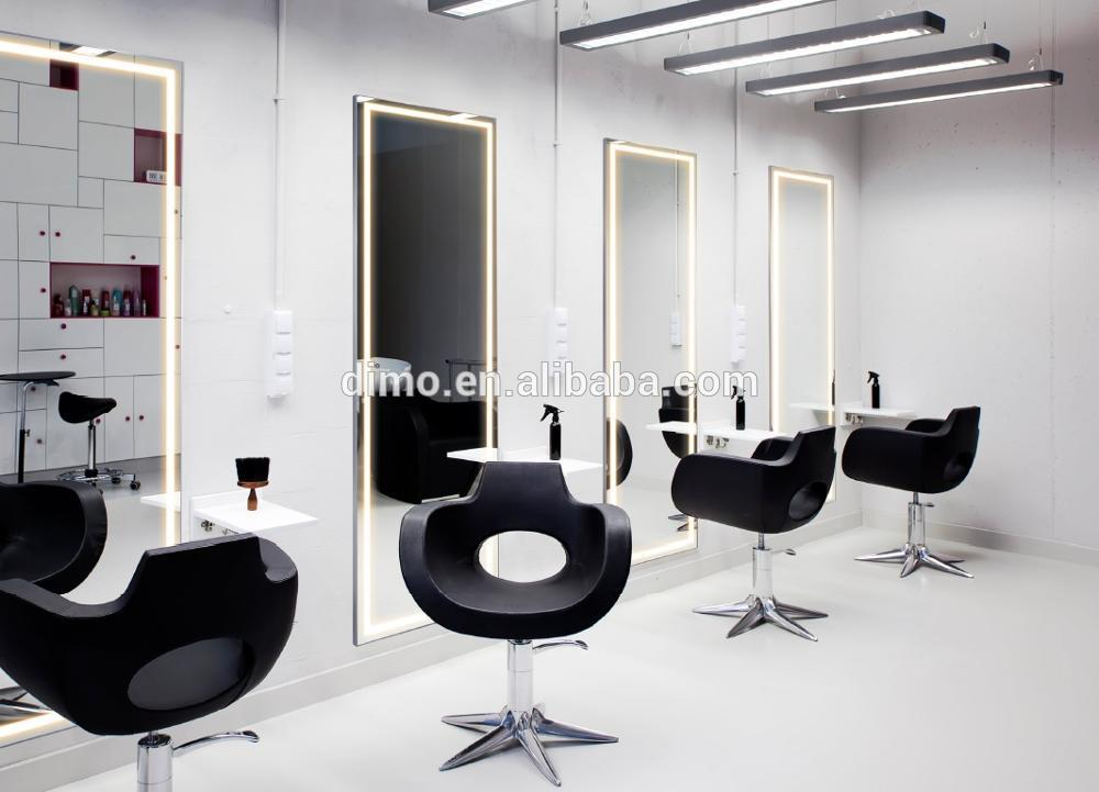 Hot Selling Contemporary Led Lighted Large Dressing Mirror