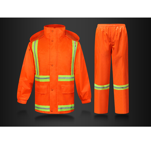 Factory Uniforms Reflective Jacket Workwear Industrial Working Safety Clothes
