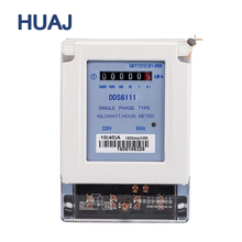 High Accuracy Good Price Household Digital Display Electric KWH Meter