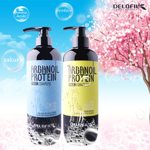 DELOFIL professional hair dry shampoo for hair growth with best organic shampoo