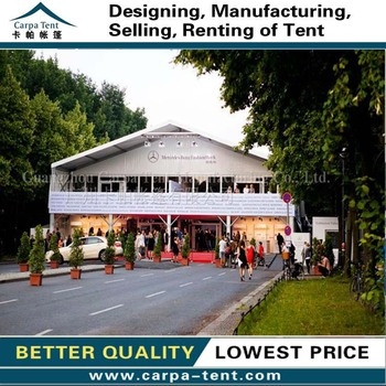 Permanently-installed two level hotel tents for hotel banquets conference usage for sale & Permanently-installed two level hotel tents for hotel banquets ...