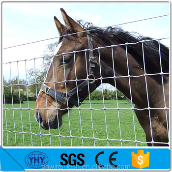 High Tensile Woven Wire/8ft Game Fence(iso Factory Yinghangyuan ...