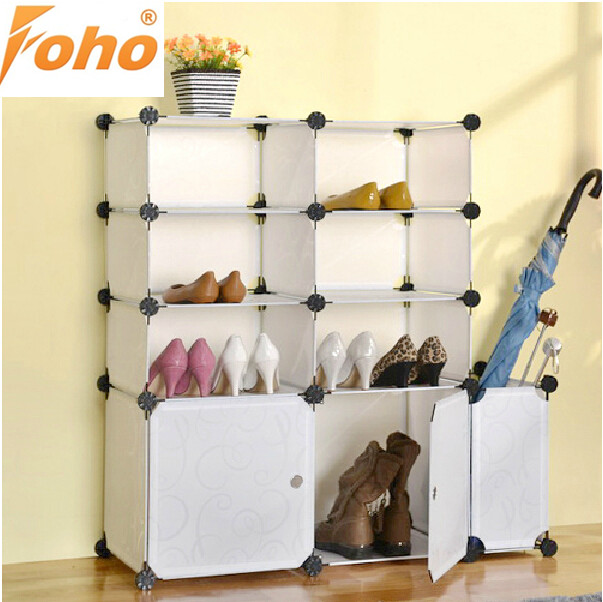 Vestíbulo Muebles Ideas Creativas Para Zapatos De Almacenamiento Con ...
