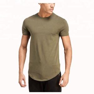 Hot Sale Latest Cheap Mens Clothing Sports Cotton Fabric Fitness Tracker Custom T-Shirt Printing Wholesale T Shirt Man