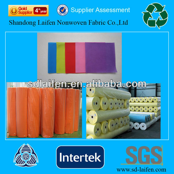 disposable polypropylene spunbond nonwoven for table cloth