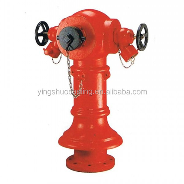 foundry produce water hydrant