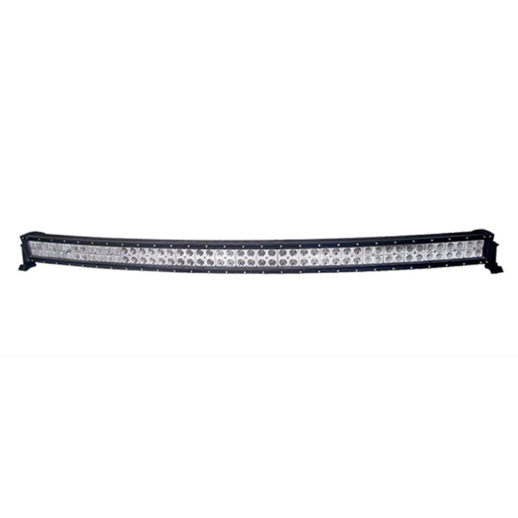 300W böjda LED-ljus bar, ledde off road ljus bar lastbil ljus ledde atv ljus 4x4 bildelar