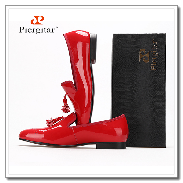 Men Red Leather Dress Shoes, Men Red Leather Dress Shoes Suppliers ...