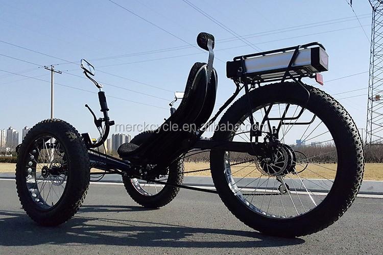Motors for three wheel adult trike all