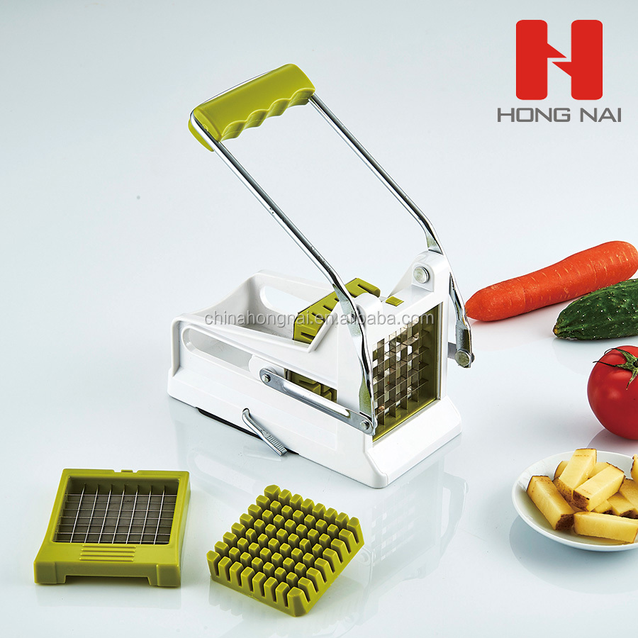 manual potato chipper french fry cutter
