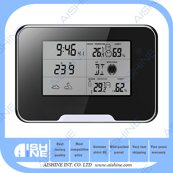 <strong>Internet</strong> Streaming Weather Station Clock Hidden Camera. Easily Monitor Your Home or <strong>Business</strong>