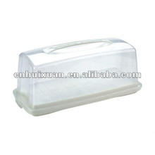 clear plastic cheese keeper