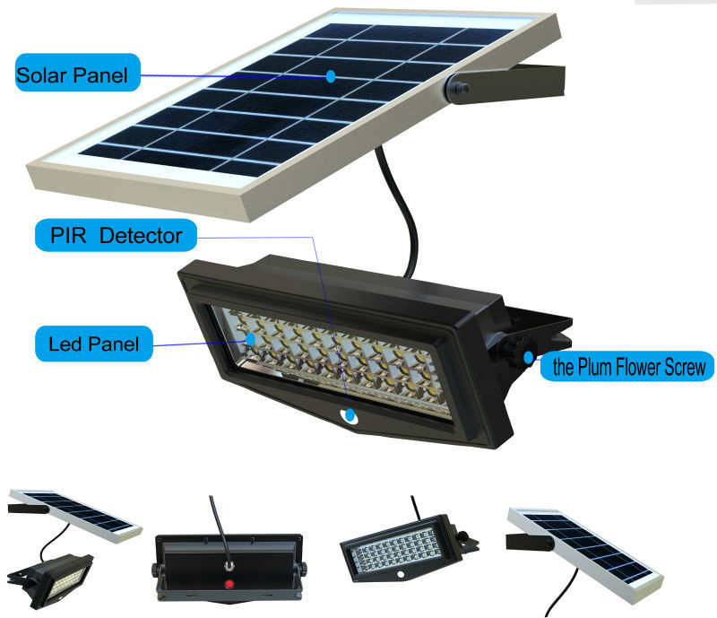 Solar power motion sensor outdoor led flood light buy flood light solar power motion sensor outdoor led flood light workwithnaturefo