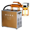 Portable Raycus industrial fiber laser printing marking machine price for cheap