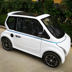 2 doors 4 seats 4 wheel Electric Car Hot Sale China Cheap Mini Electric Car for Adult Use