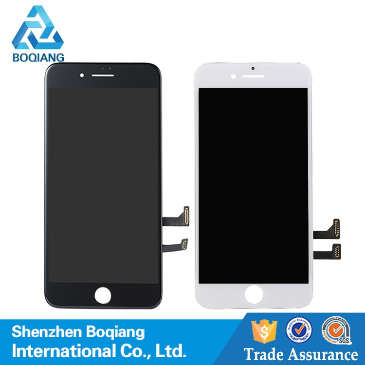 Replacement lcd screen display touch screen for iphone 7 lcd mobile touch screen,new AAA TianMa replacement for iphone7