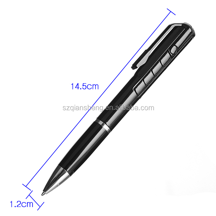 8GB USB Flash drive Digital Voice Recording Pen Audio Recorder Built-in 8GB 32 Hours Long Time Record