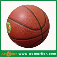 cheap high quality standard size outdoor basketball