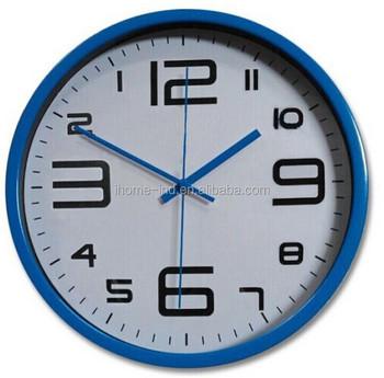 ''atrás 12 De On Product Reloj Plástico plástico Pared Buy Contrario Antihorario Atrás en Sentido 1K3lFJTc