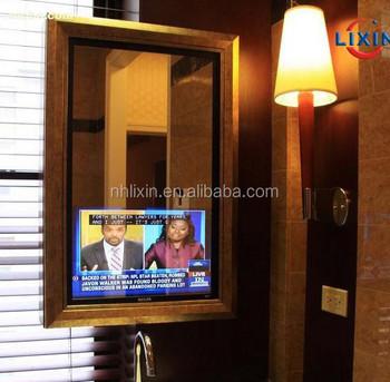Luxe Waterdichte Led Verlichte Magic Spiegel Tv - Buy Magic Spiegel ...