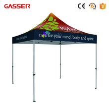 Pop up Printed Canopy Folding Tent one piece acceptable