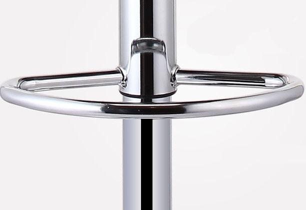 Luxury Velvet Bar Stool With Gas Lift Buy Luxury Velvet