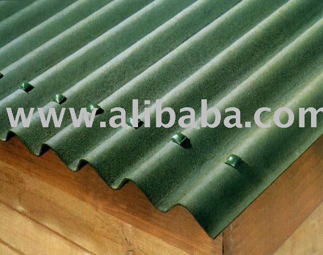 Onduline per coperture in lamiere tegole id prodotto for Ondulina verde