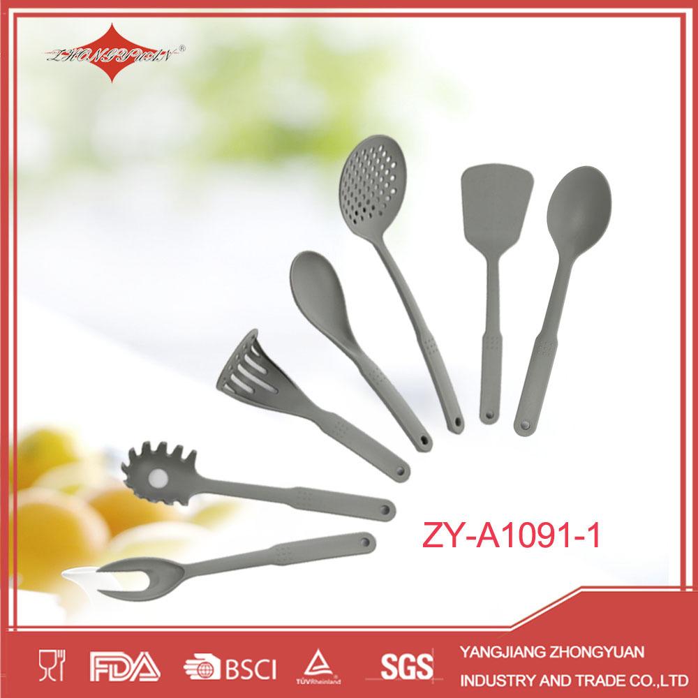 zy a10912 nylon ustensiles de cuisine louche en plastique pour accessoires de cuisine 2015 buy. Black Bedroom Furniture Sets. Home Design Ideas