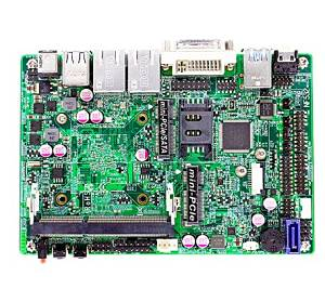 "Jetway NF532-2930 SBC 3.5"" Intel Celeron Bay Trail Quad-Core N2930 SoC 1.83GHz - 2.16GHz Burs Intel HD Graphics, 313MHz - 854MHz ,Realtek ALC662 HD Audio codec"