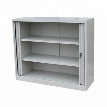 Office Furniture 2 Roller Shutter Door Steel Lower Storage