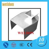 WELDON High quality precision oem cnc sheet metal fabrications