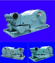 Tiger Rig Single acting triplex drilling mud pump